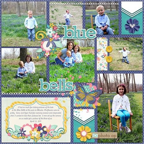 Blue Bells by gina_lynn
