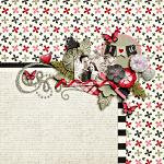 Layout by Niki using Hearts Day by lliella designs