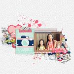 Sweet Things :: Layout by Jacq