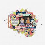Sweet Things :: Layout by Cassie