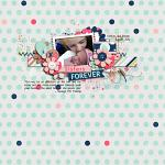 Sweet Things :: Layout by Trina
