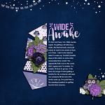 Layout by Jacinda using Night Owl by lliella designs