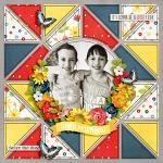 Layout by Jacinda using Early Bird by lliella designs