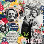 Layout by Carrie
