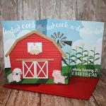 Card by Tanya using Farm Adventures by lliella designs