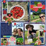 Layout by Allyson
