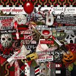 Blood & Gore by lliella designs