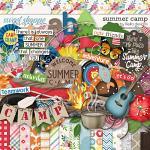 Summer Camp Kit by lliella designs