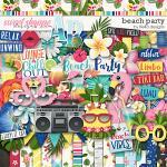 Beach Party by lliella designs