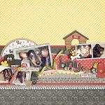 Layout by Kendall, using Perfectly Furry by lliella designs