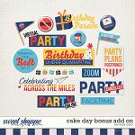 Cake Day Bonus Add On