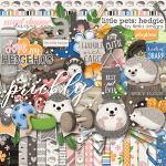Little Pets Hedgie Kit by lliella designs