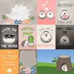 Little Pets Hedgie Cards by lliella designs