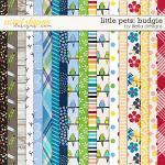 Little Pets Budgie Kit by lliella designs