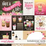 Bobalicious Cards by lliella designs