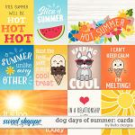 Dog Days of Summer Cards by lliella designs