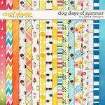 Dog Days of Summer Kit by lliella designs