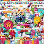 Color Splash Digital Kit