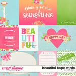 Beautiful Hope Cards