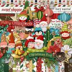 Hey Santa by lliella designs