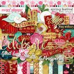 Spring Festival by lliella designs
