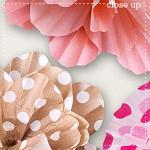 CU Paper Flowers 4 by lliella designs