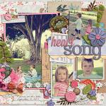 Layout by Brook