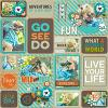 Exploring Life :: Kit :: Layout by Conny S.