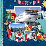 Layout by Jacinda using Sail Away by lliella designs