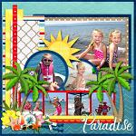 Layout by Michelle using Sail Away by lliella designs