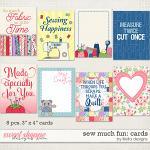 Sew Much Fun Cards by lliella designs