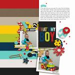 A Bucket Full Of Memories #3 :: Templates :: Layout by Tronesia
