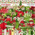 Jolly Elves by lliella designs