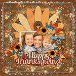 Give Thanks :: Template :: Layout by Conny
