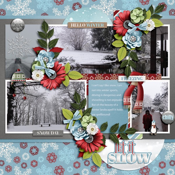 Layout by Suja