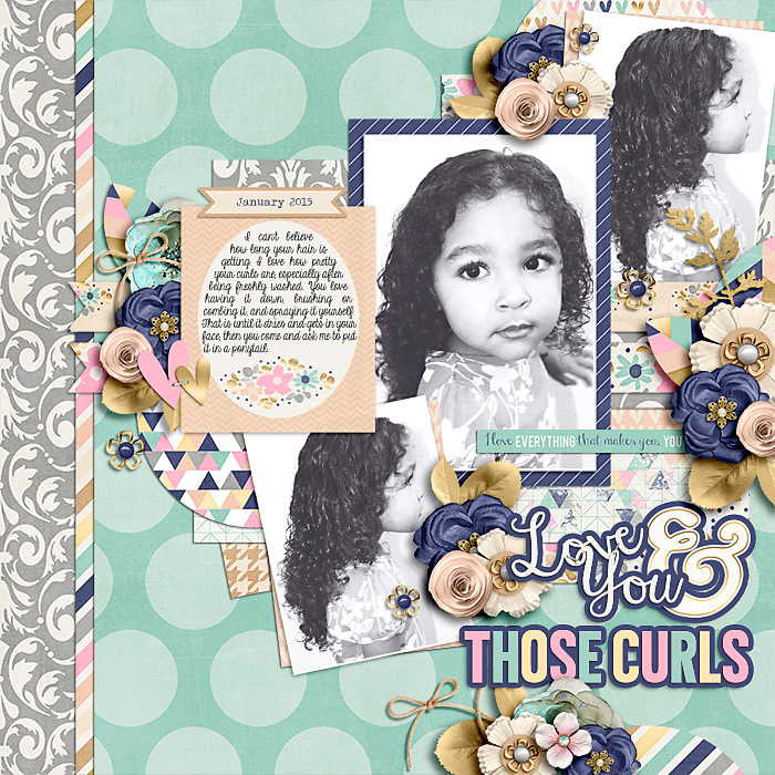 Layout by Marcy