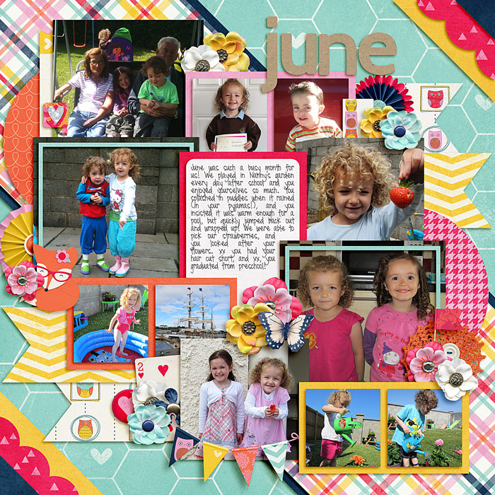 Layout by Lizzy