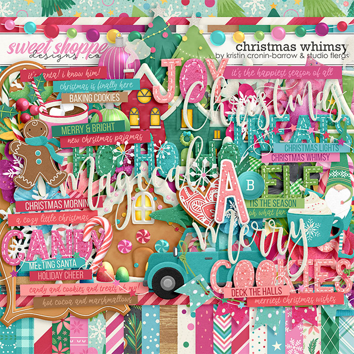 Christmas Whimsy by Studio Flergs & Kristin Cronin-Barrow