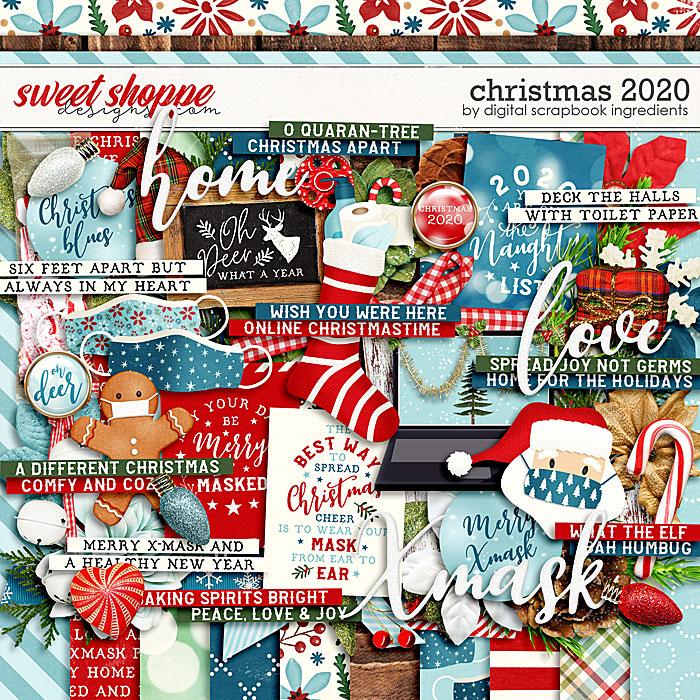 Christmas 2020 by Digital Scrapbook Ingredients