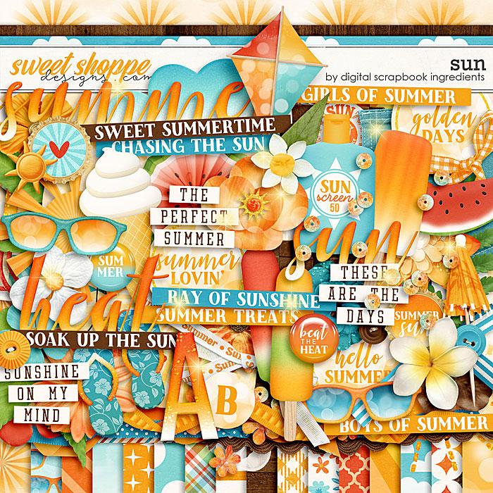 Sun by Digital Scrapbook Ingredients