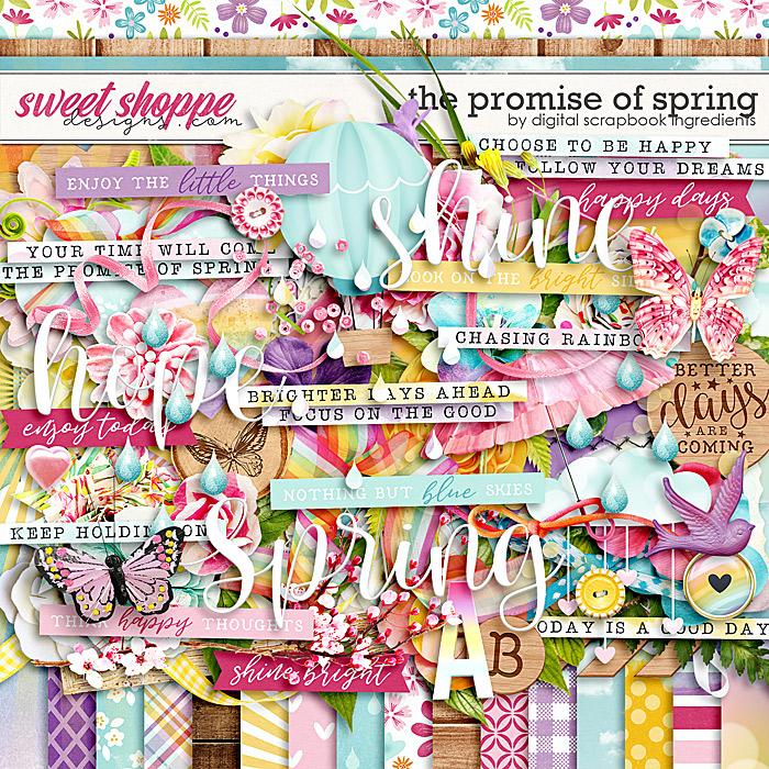 The Promise Of Spring by Digital Scrapbook Ingredients