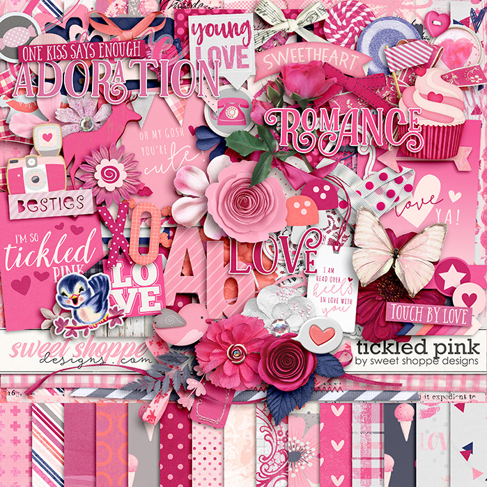 *FLASHBACK FINALE* Tickled Pink by Sweet Shoppe Designs