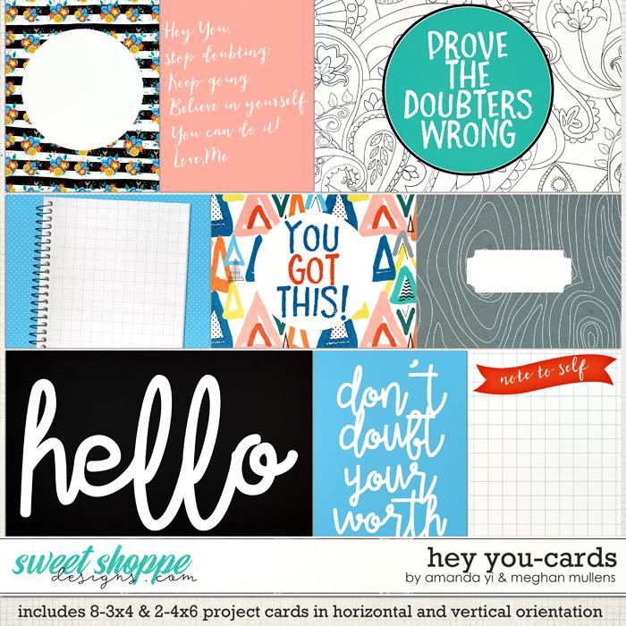 Hey You: Cards by Amanda Yi & Meghan Mullens