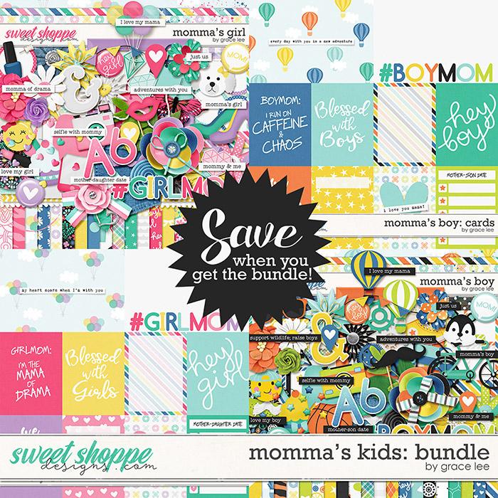 Momma's Kids: Bundle by Grace Lee