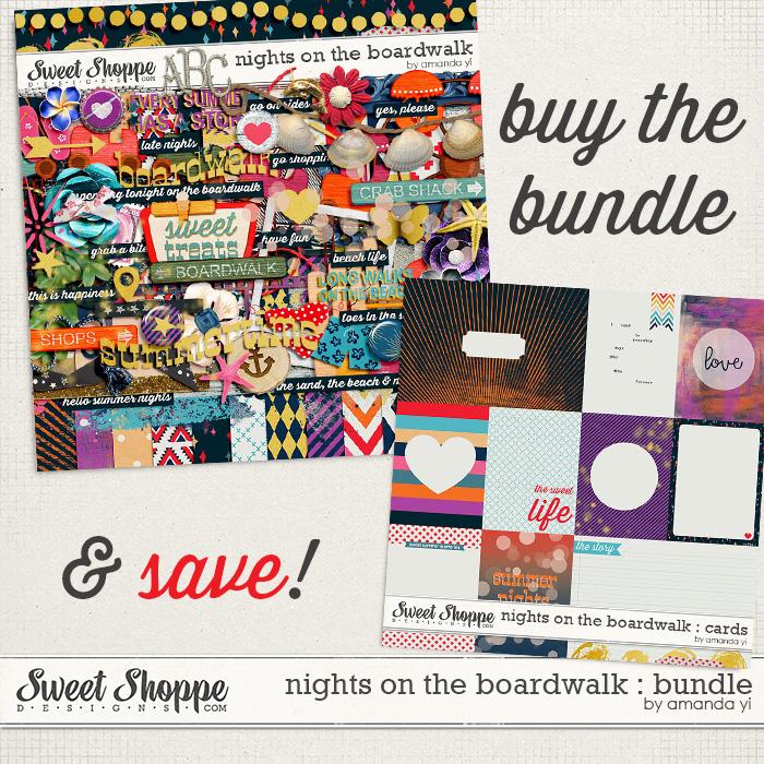 Nights On The Boardwalk : Bundle by Amanda Yi