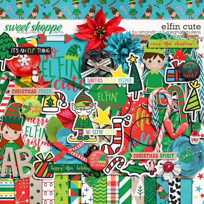 Elfin Cute by Amanda Yi Designs & Meghan Mullens