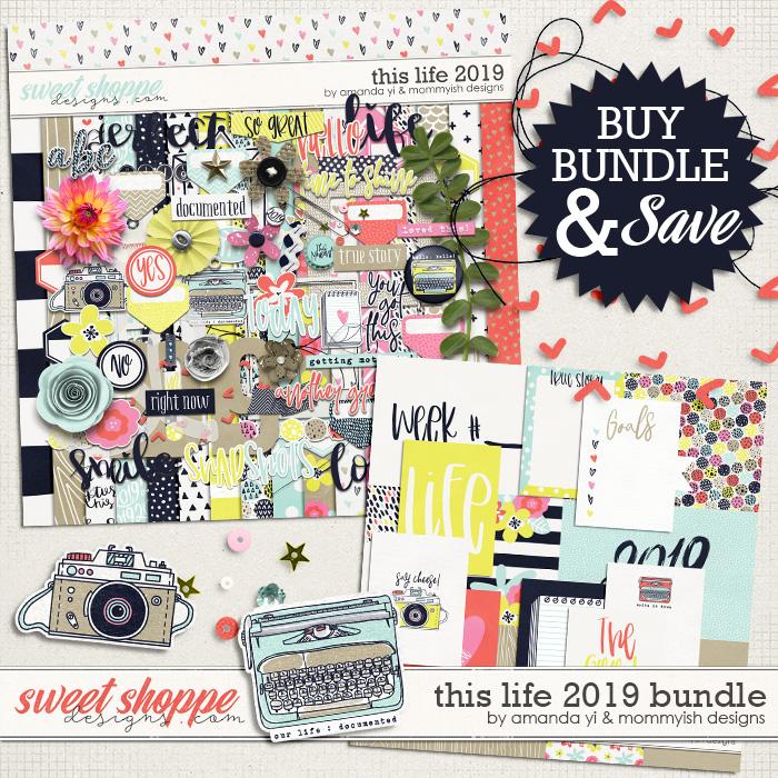 This Life 2019 Bundle by Amanda Yi & Mommyish Designs