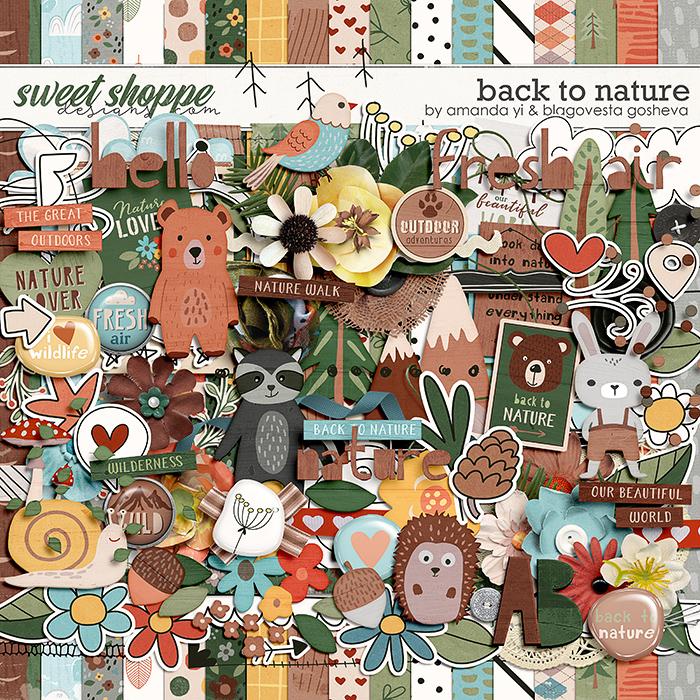 Back to Nature by Amanda Yi and Blagovesta Gosheva