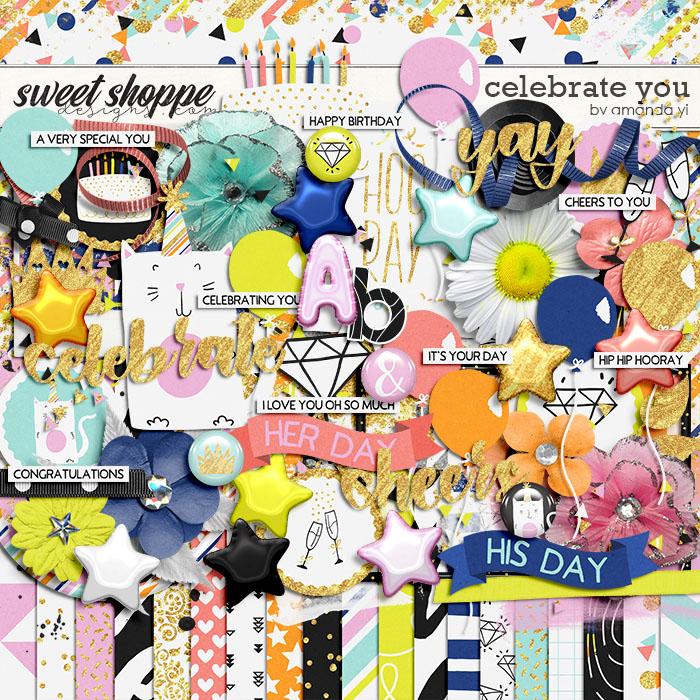 Celebrate You by Amanda Yi