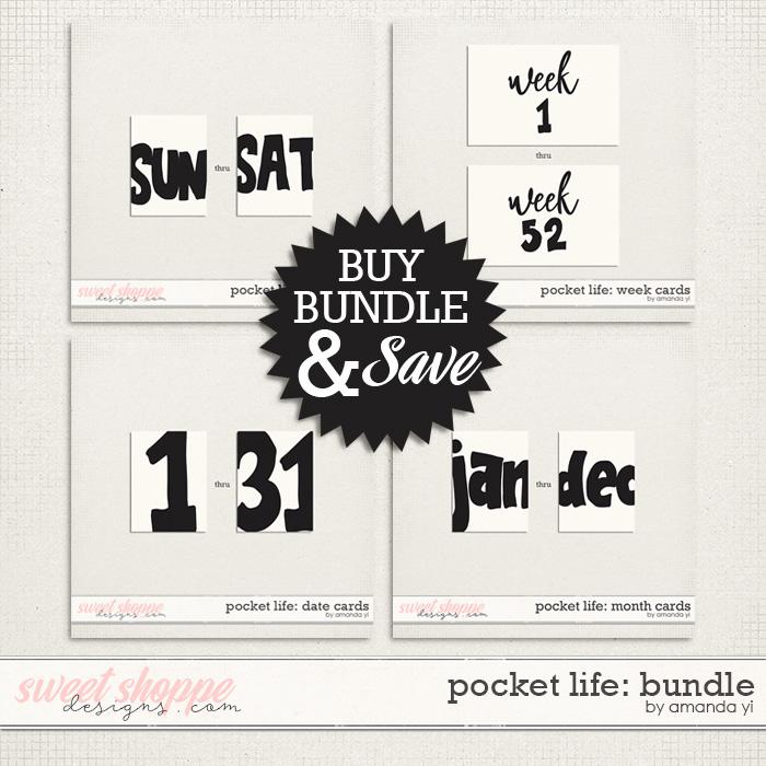 Pocket Life: Bundle by Amanda Yi